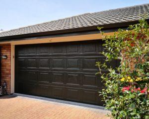 Everbrite Coating - Restored Garage Door