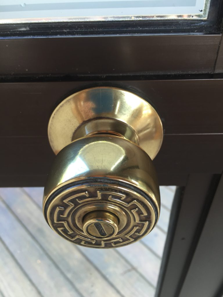 Stop Brass from tarnishing with ProtectaClear Coating