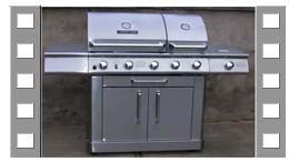 Video of ProtectaClear application to a stainless steel BBQ