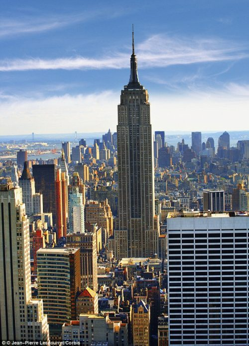 Stainless Steel fittings and lift doors in the Empire State Building are coated with ProtectaClearrotected with ProtectaClear Coating