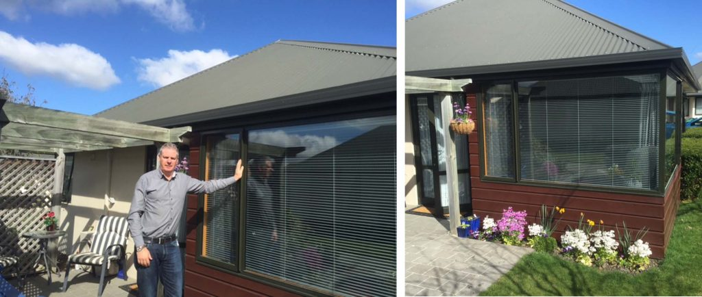 Retirement Village restored their joinery with Everbrite