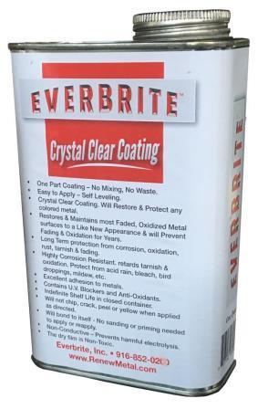 Everbrite Protective Coating 960mL Can