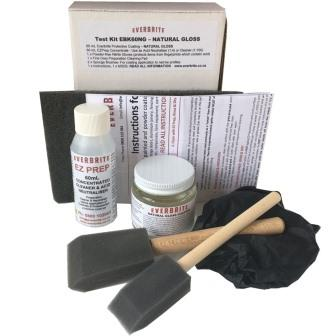 Everbrite Coating 60mL Test kit in Natural Gloss