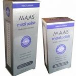 MAAS Polish - the very best polish available to remove tarnish from metals