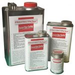 ProtectaClear coating comes in in different size cans