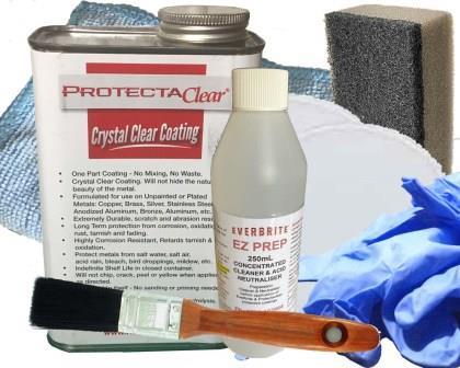 ProtectaClear Coating 960mL Kit - Natural Gloss