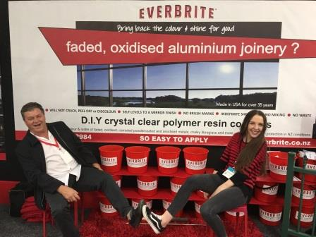 Everbrite Coatings on Show in the Waikato